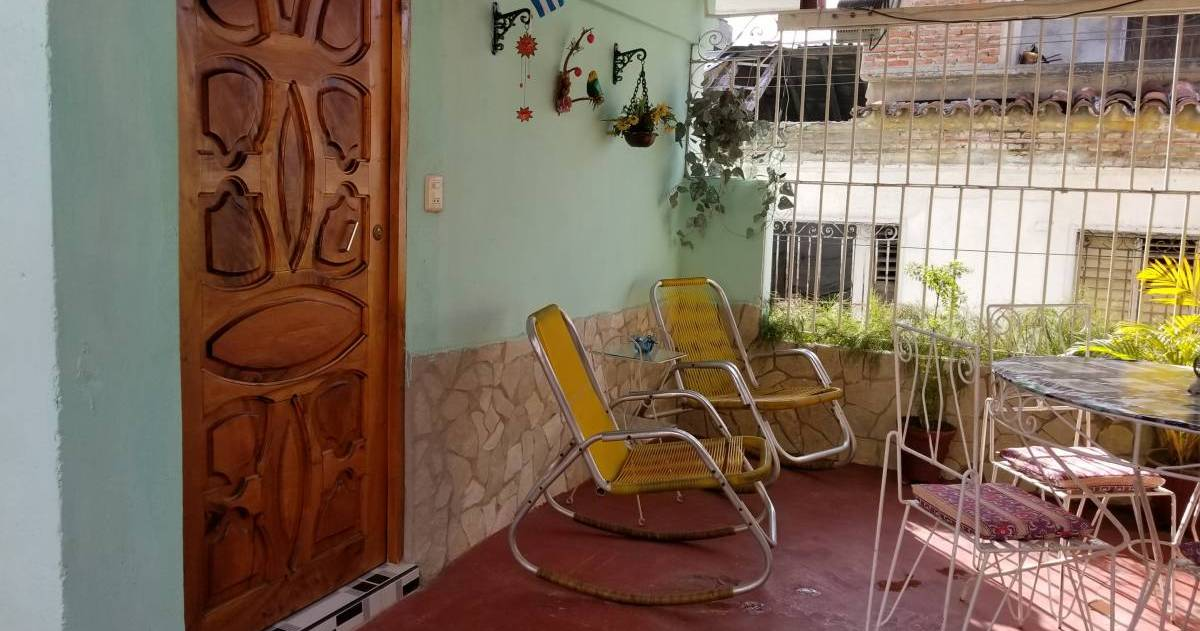 backpacker hostel in Santiago de Cuba