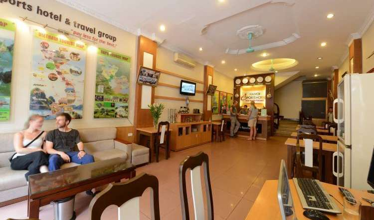 youth hostels with ocean view rooms in Ha Noi, Viet Nam