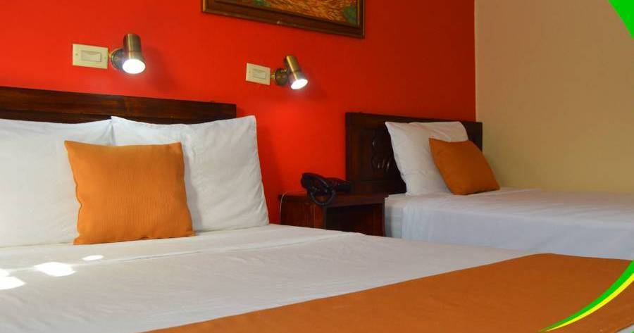 hostel reservations in Managua
