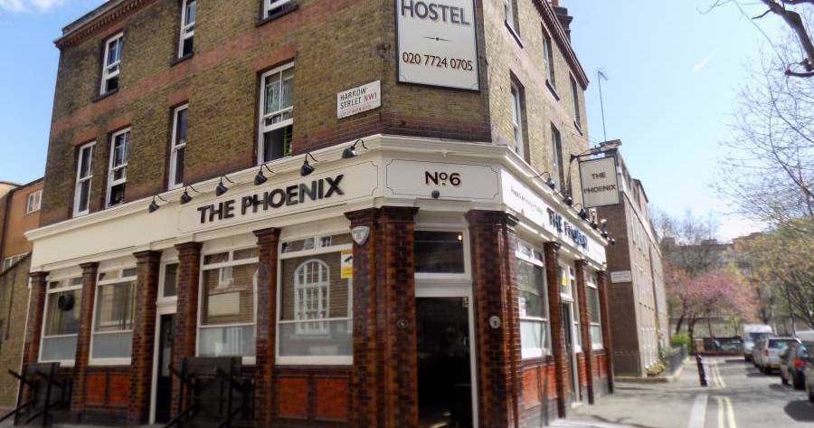 Make cheap reservations at a hostel like Phoenix Hostel
