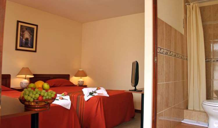 late hostel check in available in Arequipa, Peru