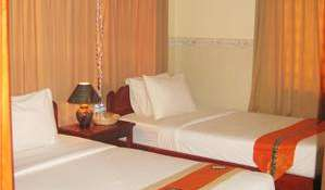 Find cheap rooms and beds to book at hostels in Siem Reap