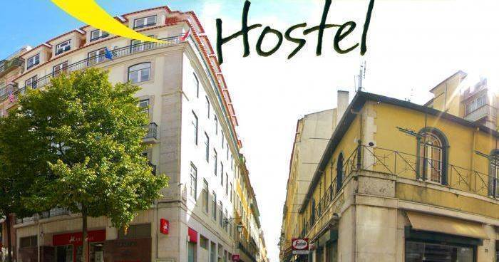 hostel reservations in Lisbon